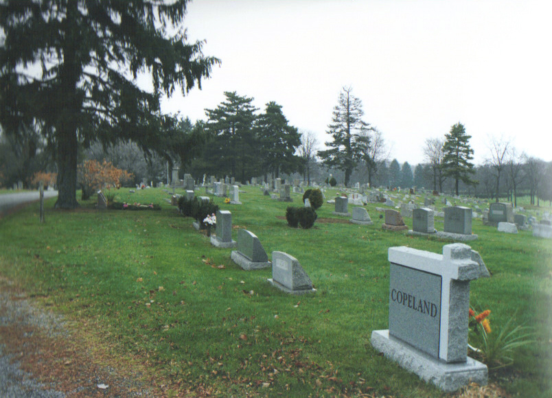 Mount Airy Cemetery
